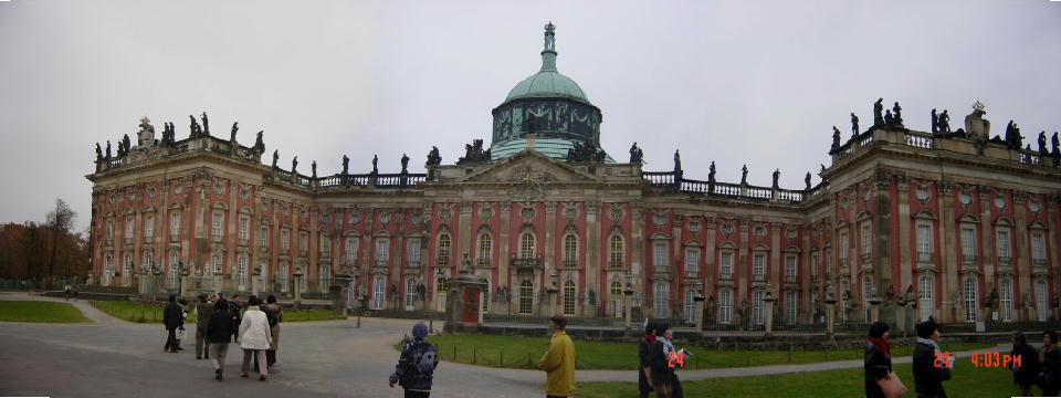 サンスーシ宮殿の画像 p1_1